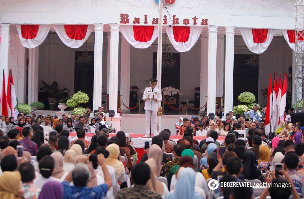 Вибори в Індонезії