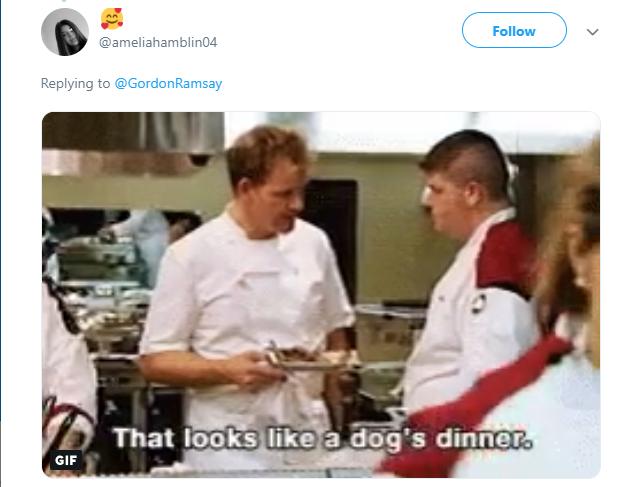 Відомий шеф-кухар похвалився своєю трапезою і поплатився