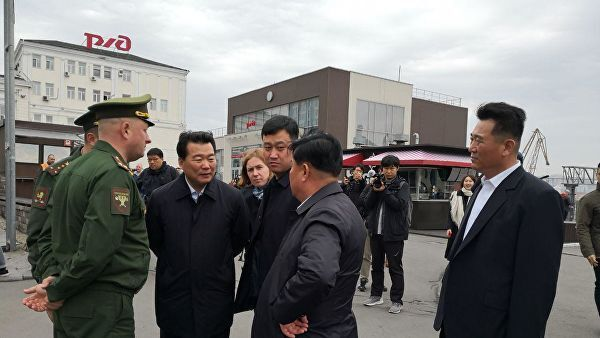 Служба безпеки Кім Чен Ина