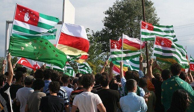 Абхазские сепаратисты