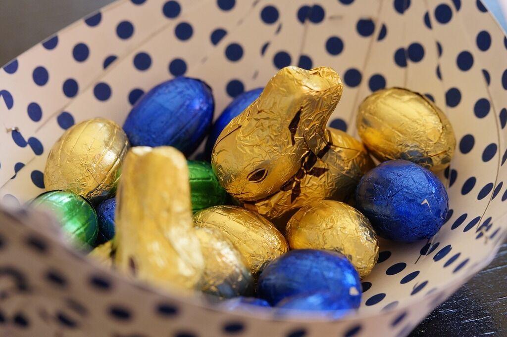 Виявлено великодні яйця з убивчою кількістю калорій