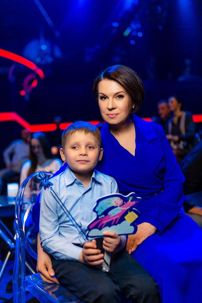 История мальчика с раком, спевшего с Кароль