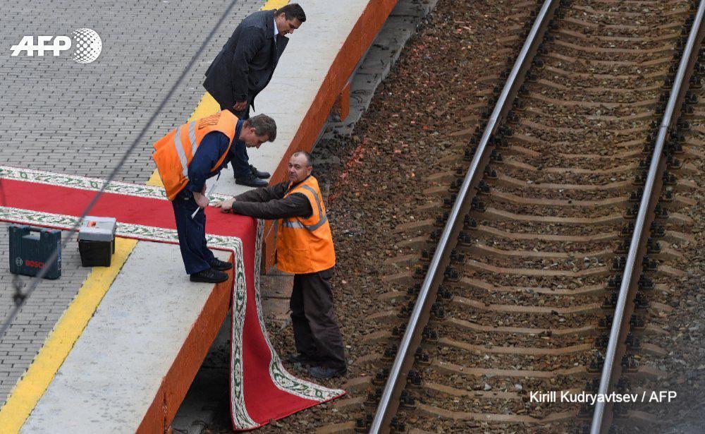 Конфуз із поїздом і короваєм: Кім Чен Ин вперше приїхав до Путіна в Росію