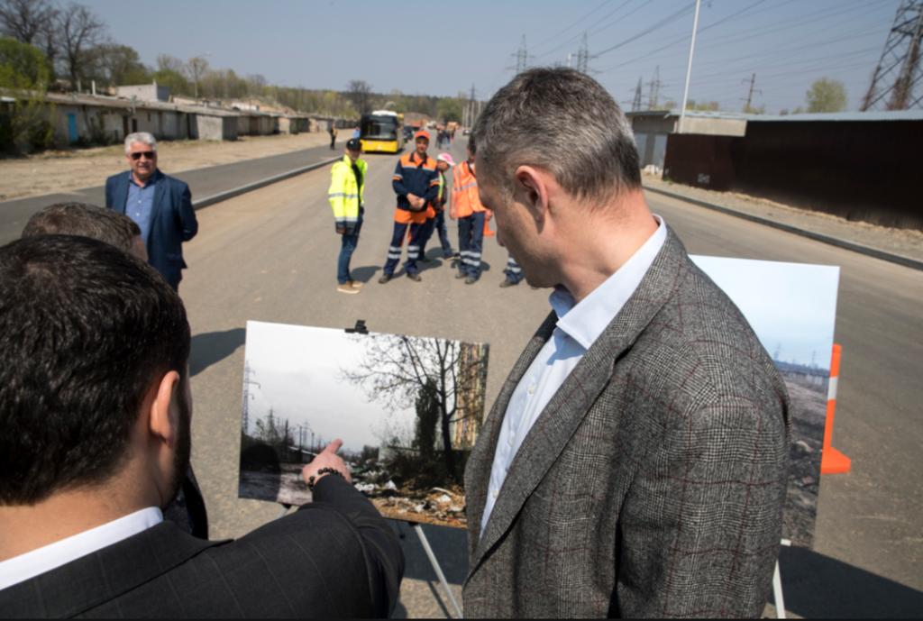 Кличко: реконструкція Шулявскього мосту на 20% збільшить пропускну спроможність