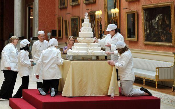 Повар раскрыла секреты свадебного торта для принца Уильяма и Кейт Миддлтон