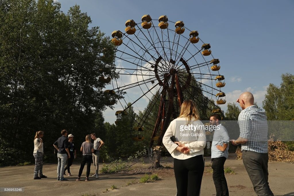 Чернобыльский сталкер рассказал о поездках в Припять и Чернобыль