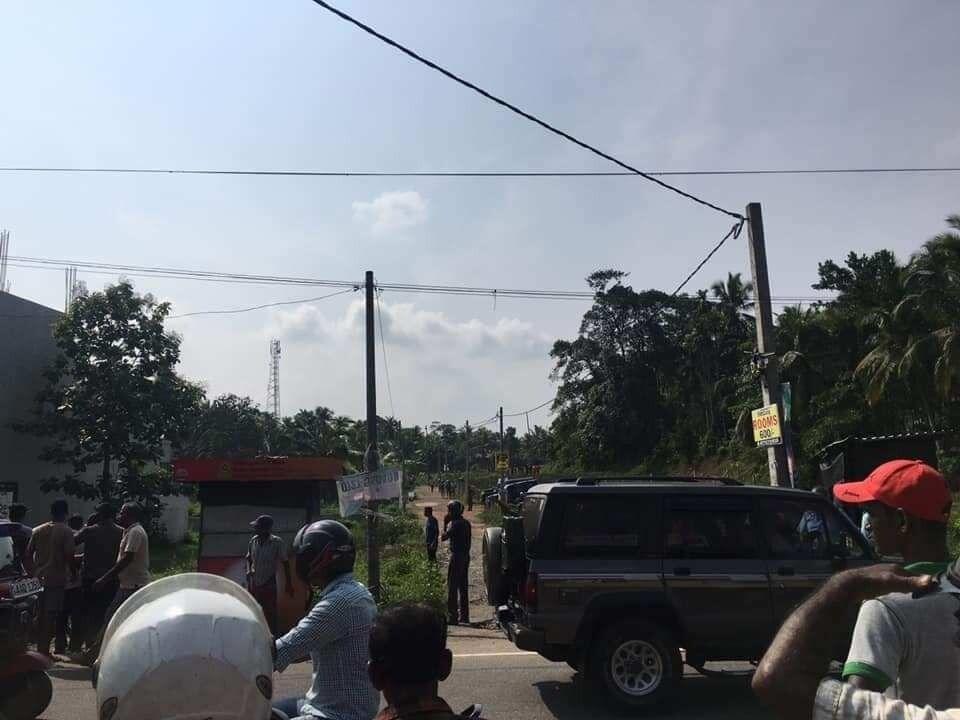 На Шрі-Ланці прогримів черговий вибух