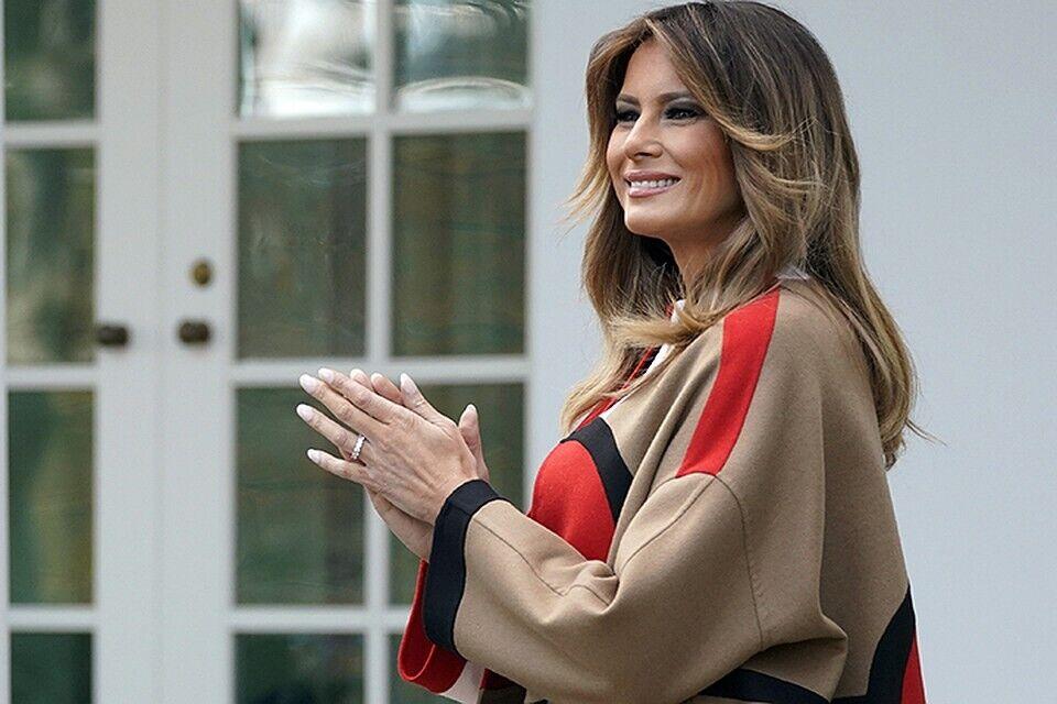 Меланії Трамп - 49: відверті фото першої леді США