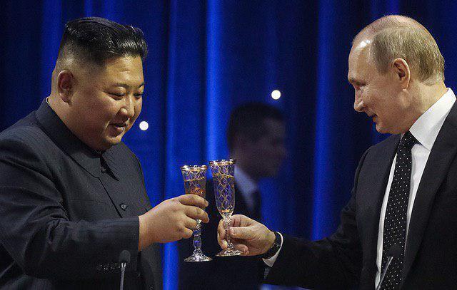 Переговори Кім Чен Ина і Путіна: всі подробиці