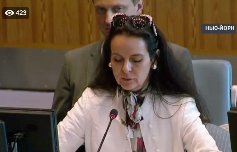 Постоянный представитель Бельгии в ООН