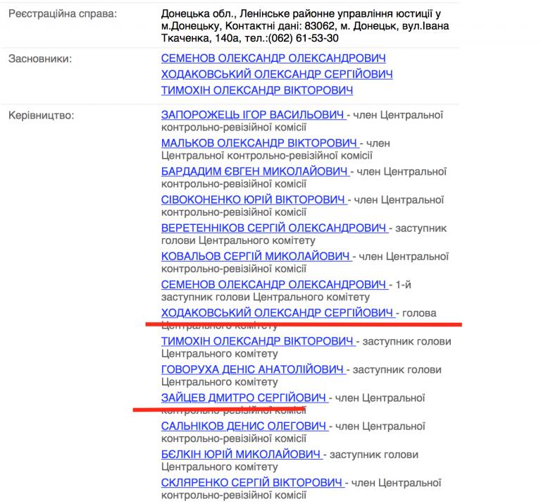 """Друг ватажка """"ДНР"""" спробував захопити компанію на Закарпатті"""