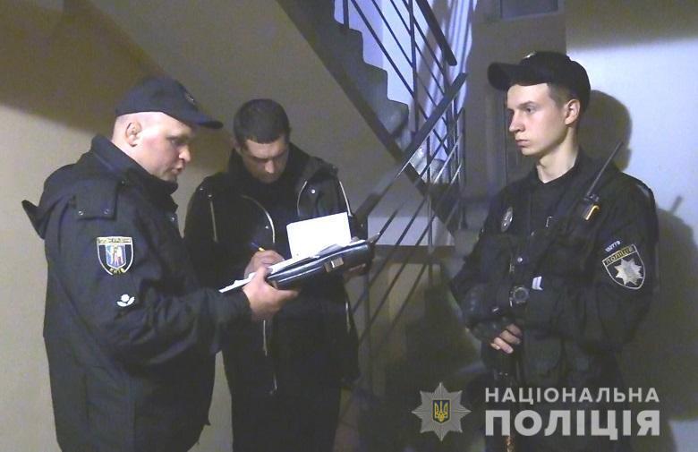 В Киеве сын порезал ножом мать