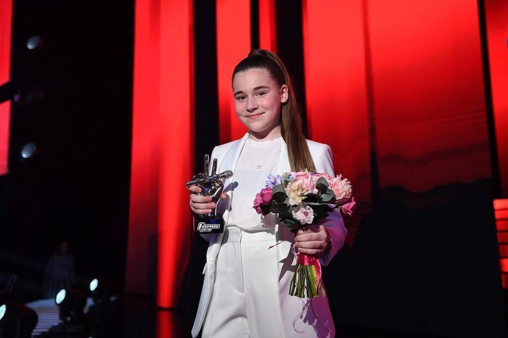 Переможниця шоу, дочка Алсу Мікелла Абрамова