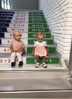 Младшие дети Елены Кравец