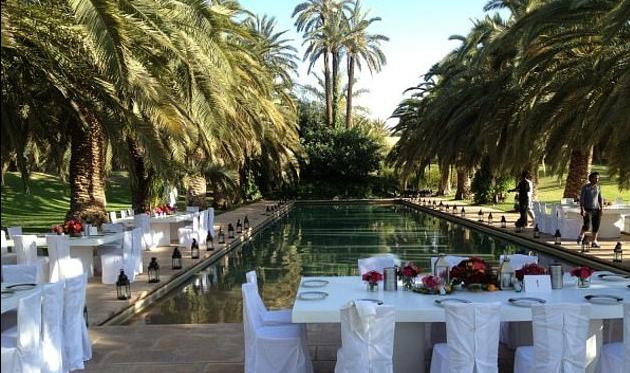 Місце весілля