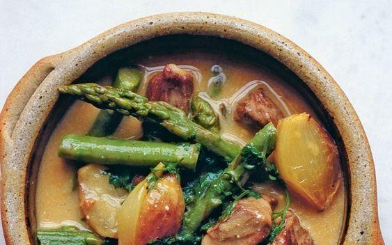 Рецепты самой вкусной спаржи от известного повара