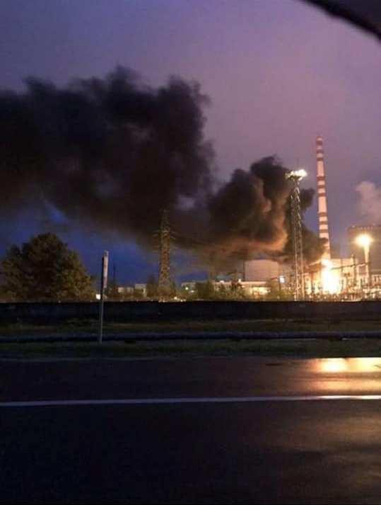 На Рівненській АЕС спалахнула велика пожежа: відключено 3-й енергоблок