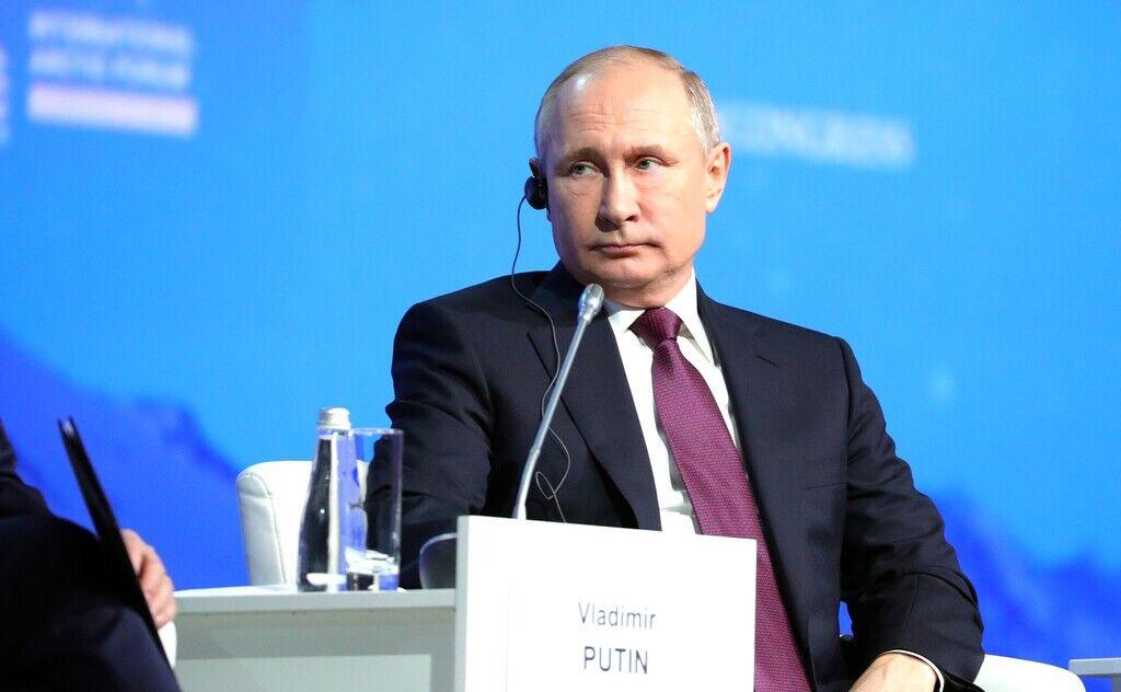 """""""Тоже артист"""": на Западе рассказали об особенном чувстве юмора у Путина photo"""