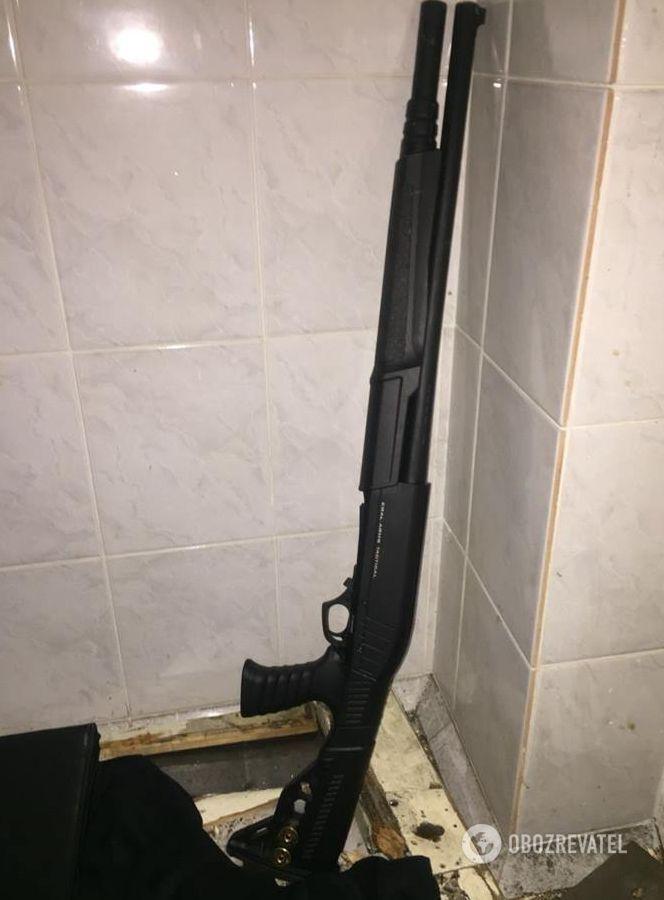 58-летний мужчина стрелял из охотничьего ружья Kral Arms