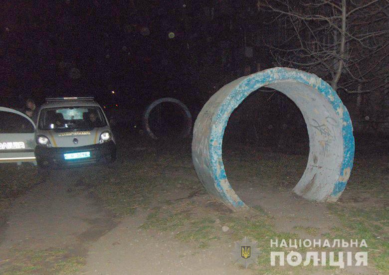 В Киеве мать бросила младенца
