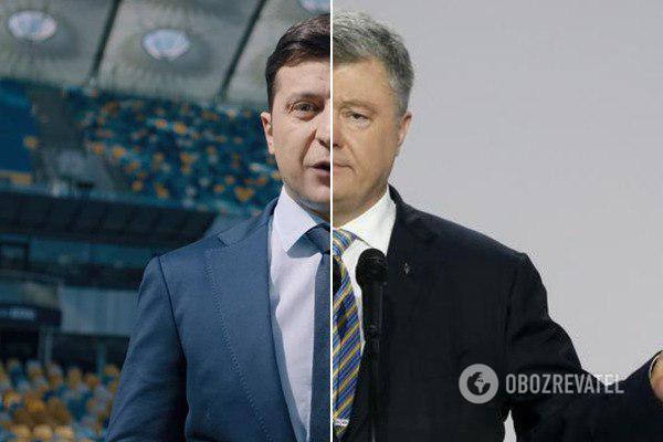Социолог назвала победителя в дебатах Зе и Порошенко
