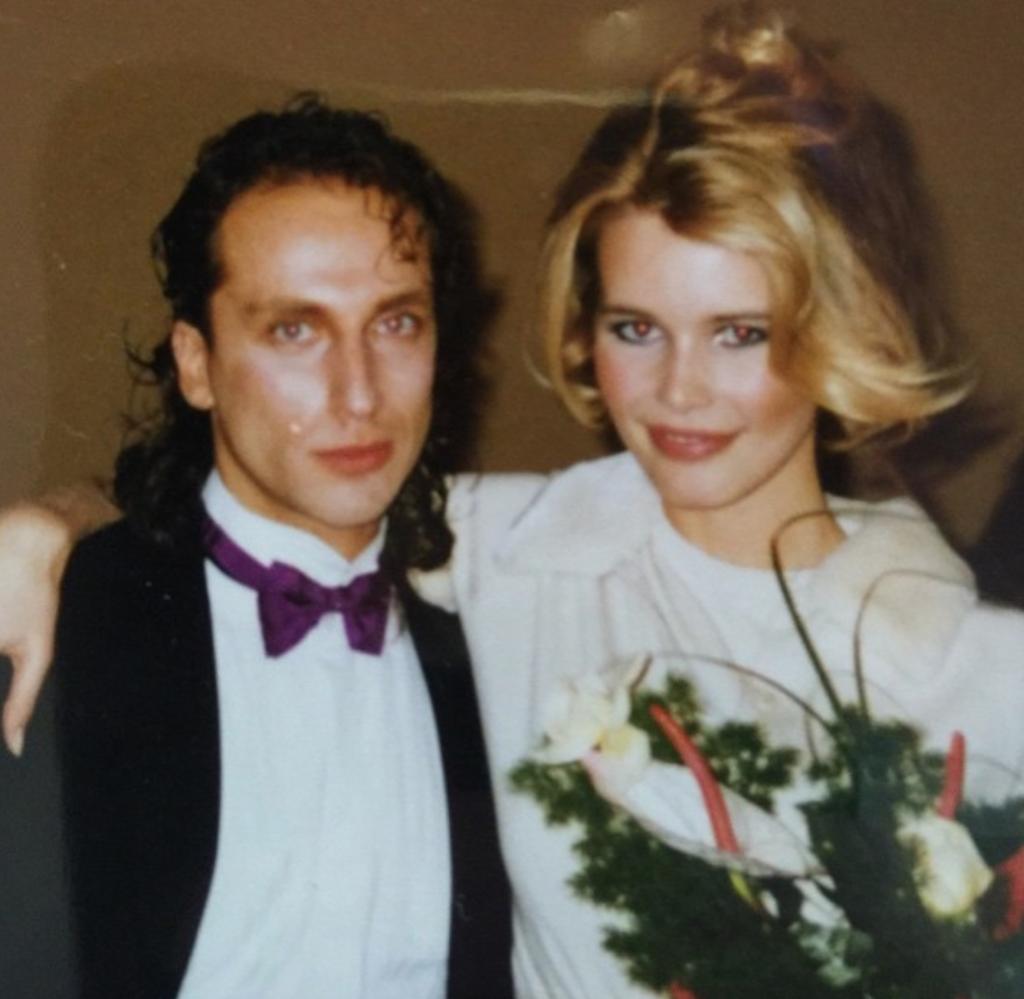 Дмитрий Нагиев с бывшей женой