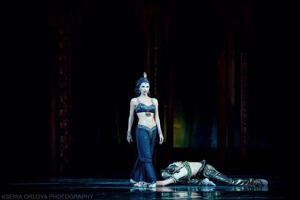 Легенди балету Шишпор і Сарафанов влаштували в Києві неймовірне шоу