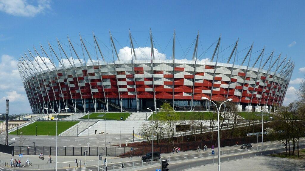 """""""Національний стадіон"""" у Варшаві"""
