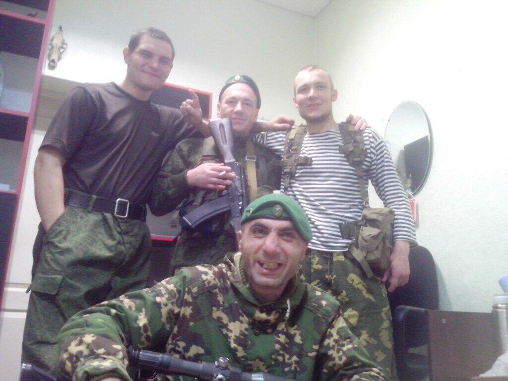 """В сети показали двух ликвидированных террористов """"Л/ДНР"""""""