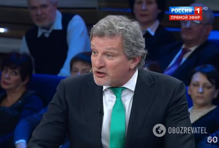 Президент клініки Eurolab Андрій Пальчевський