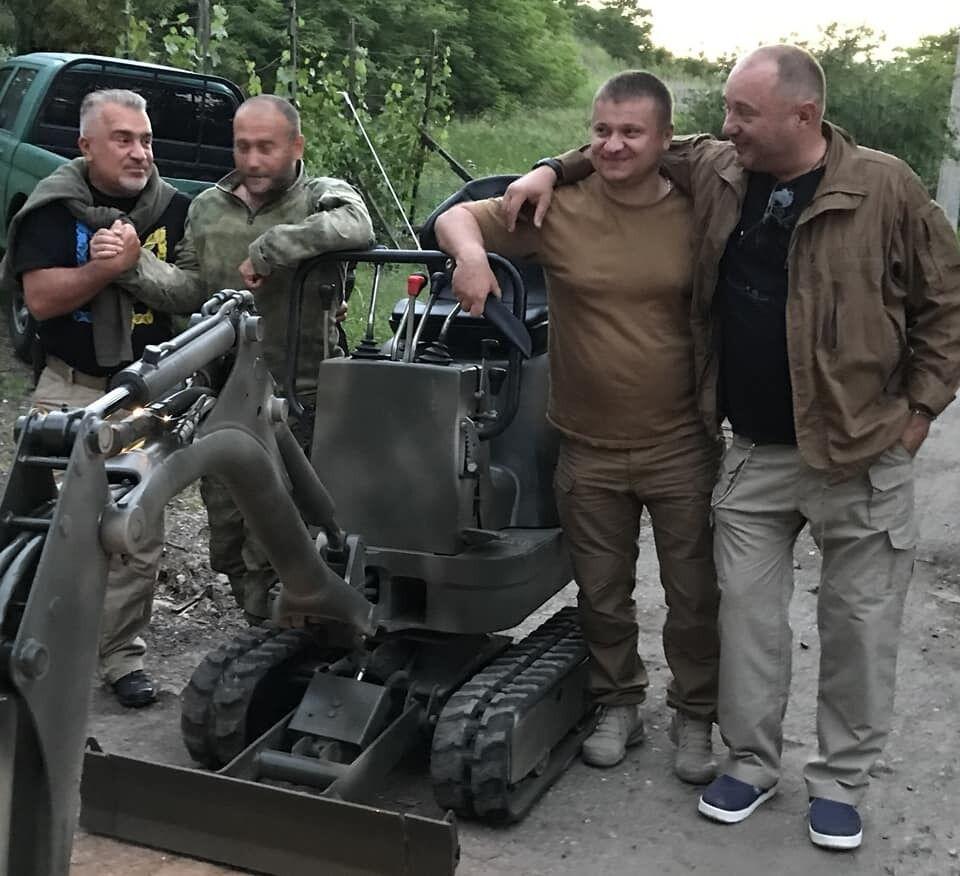 Под Киевом трагически погиб известный бизнесмен