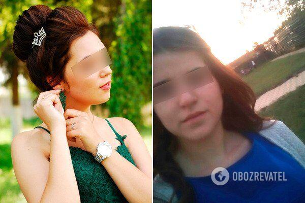 Виктория Четверикова и Вероника Кутова