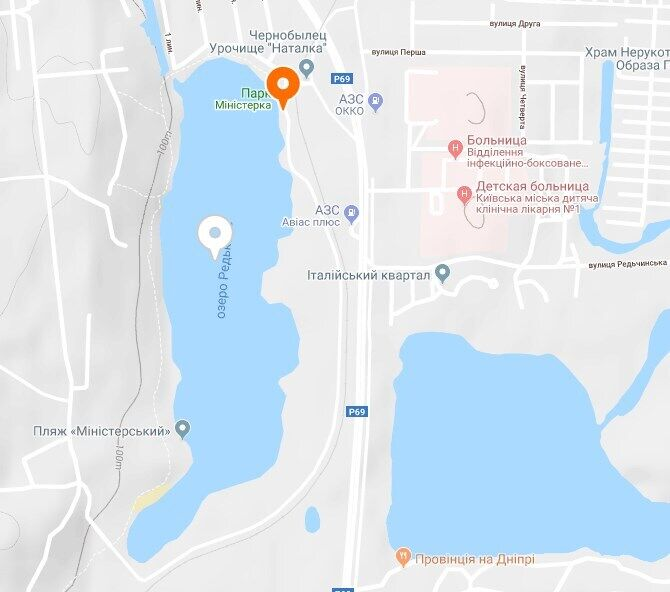 В Киеве родители маленьких детей поймали извращенца