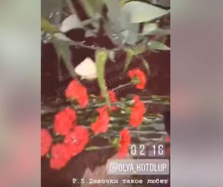 Дочка чиновника Міноборони оскандалилася зухвалою витівкою в День перемоги. Відео