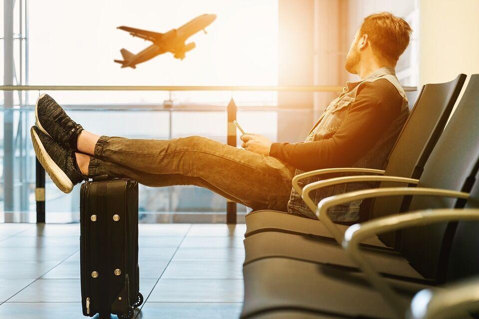 Аеропорт / подорожі
