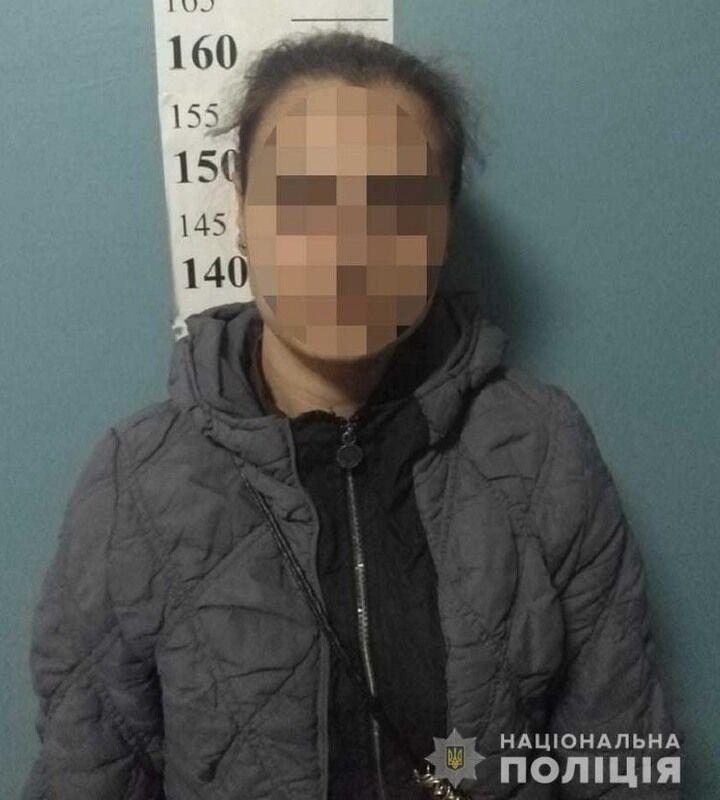 В Киеве задержали злостную мошенницу