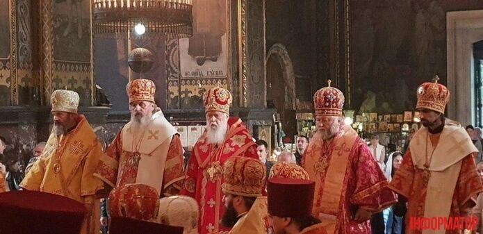 Фото з Володимирського собору