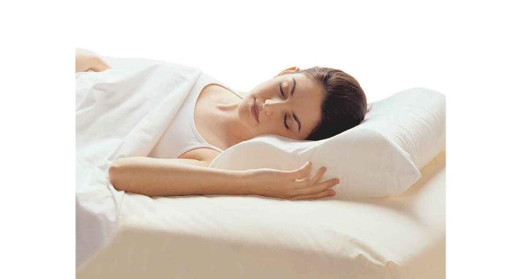 В качественном сне многое зависит от выбора подушки