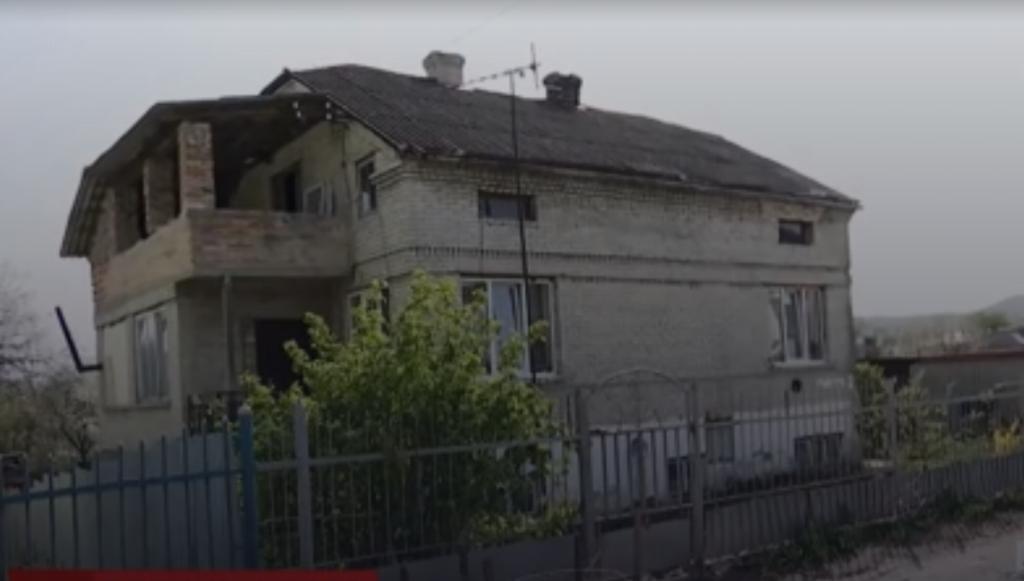 Дом, где убили Павла