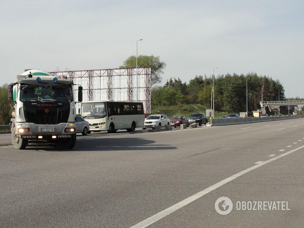 Водители определили опаснейший участок под Киевом