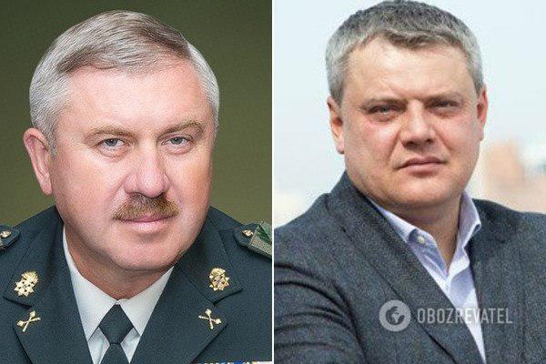 "Экс-командующему Нацгвардии и гендиректору ""Укрбуда"" объявили подозрение"