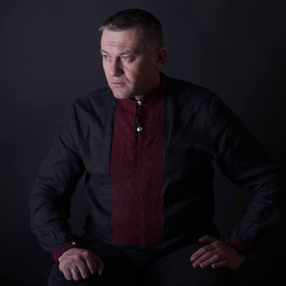 Військовий капелан, священик УГКЦ Микола Мединський
