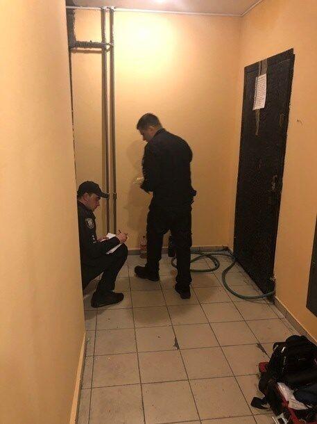 В Киеве поймали серийного поджигателя