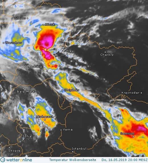 Синоптик попередила про різке погіршення погоди в Україні