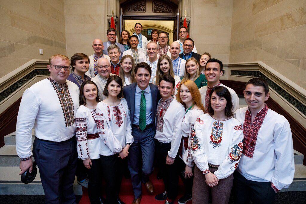 Джастін Трюдо в парламенті Канади