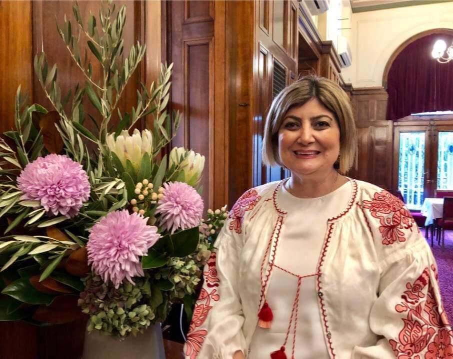 Депутат парламенту штату в Австралії Наталі Сулейман