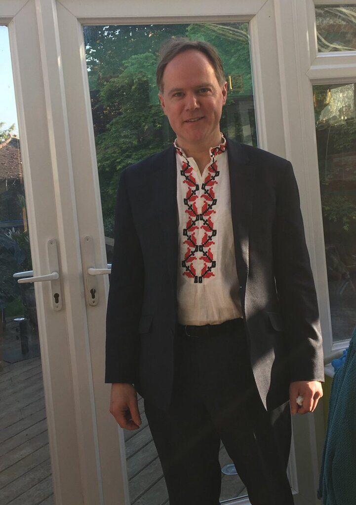 Мартін Харріс - глава по Східній Європі та Центральній Азії в Міністерстві закордонних справ Великобританії