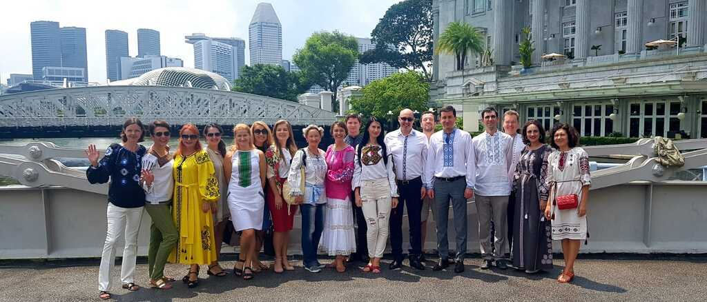 Посольство в Сінгапурі