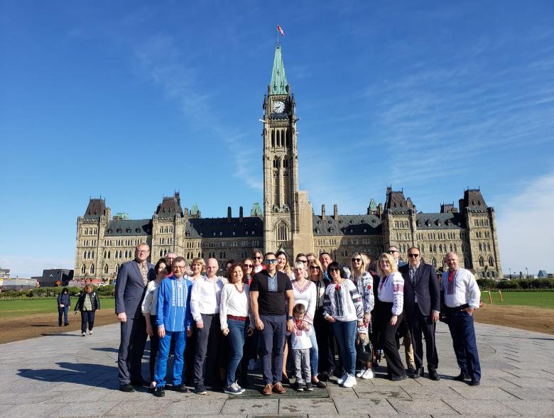 Парламент Канади