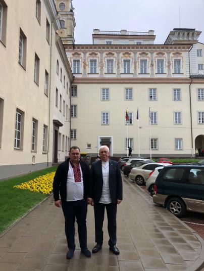 Посольство в Литві